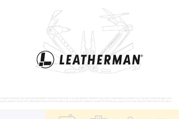 Leatherman - Featured Imagery