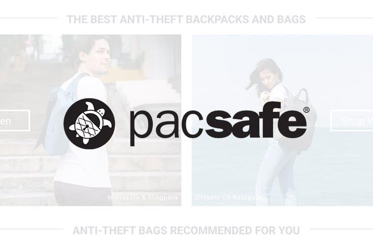Pacsafe portfolio